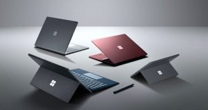 Microsoft Surface Pro 6 e Surface Laptop 2