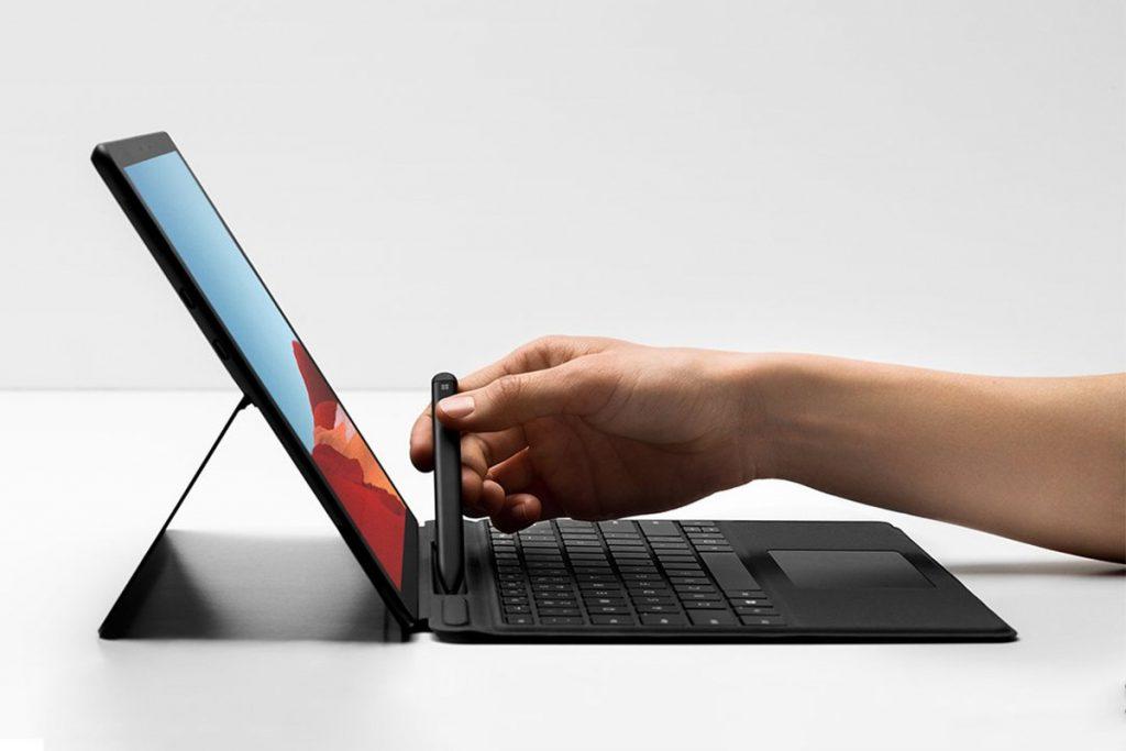 Microsoft Surface Pro X e Surface Slim Pen