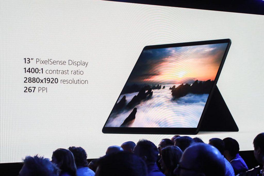 Microsoft Surface Pro X: specifiche tecniche