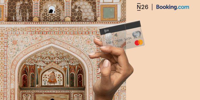 N26 e Booking cashback