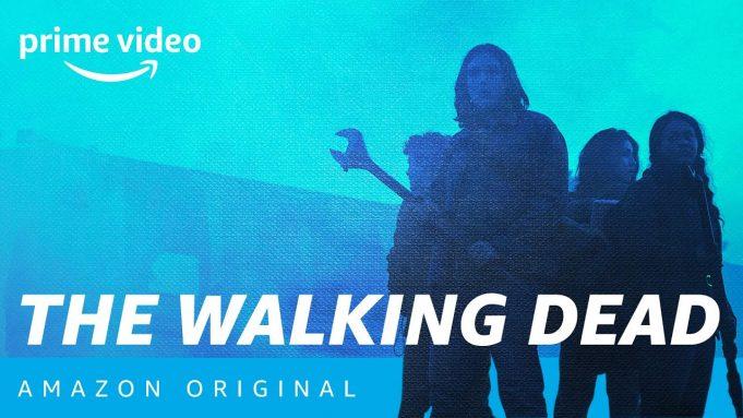 nuova serie The Walking Dead Amazon