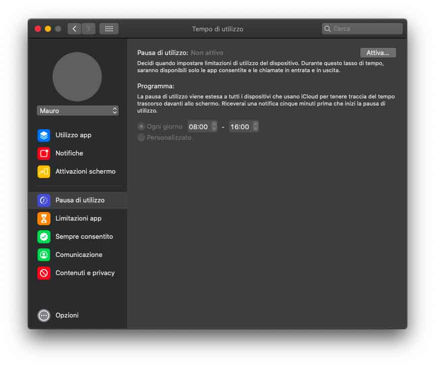 macOS 10.15 Catalina: cosa c'è di nuovo nel Finder e nelle Preferenze di Sistema 11