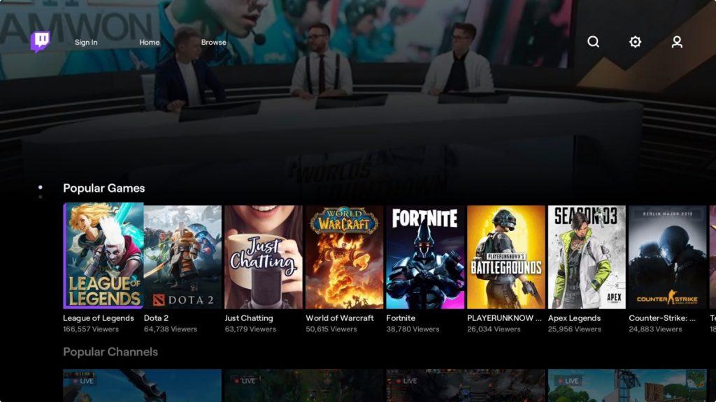 Twitch per Apple TV disponibile ufficialmente al download 2