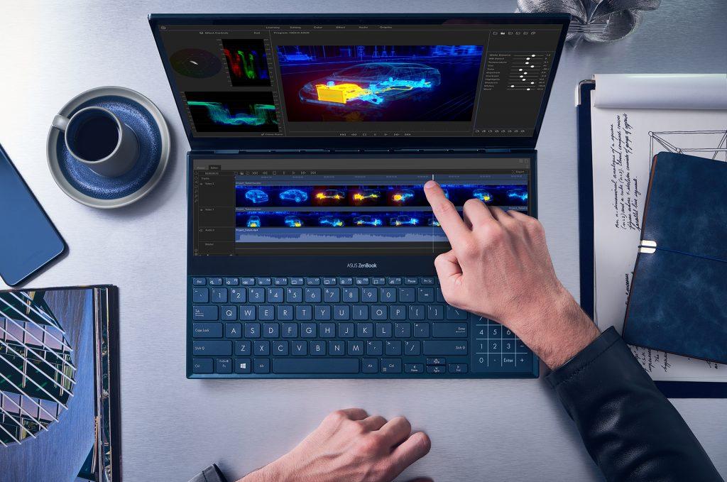 ASUS ZenBook Pro in Italia
