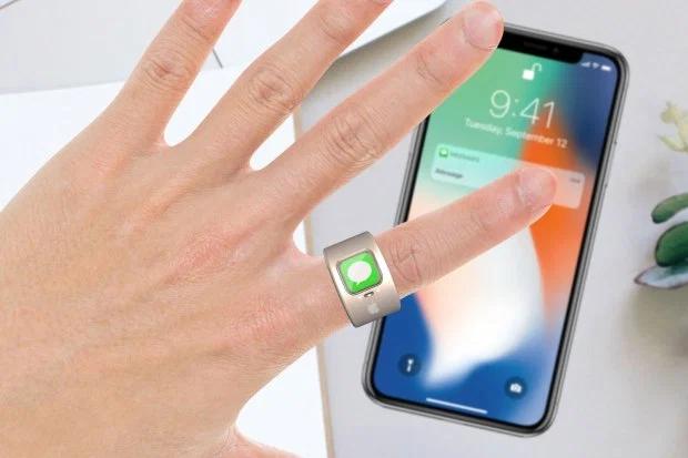 anello smart di Appl