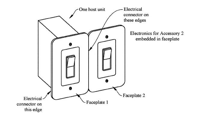 Apple brevetta la presa intelligente che reagisce alla vostra presenza 2
