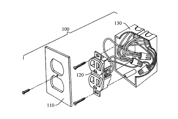 Apple brevetta la presa intelligente che reagisce alla vostra presenza 1