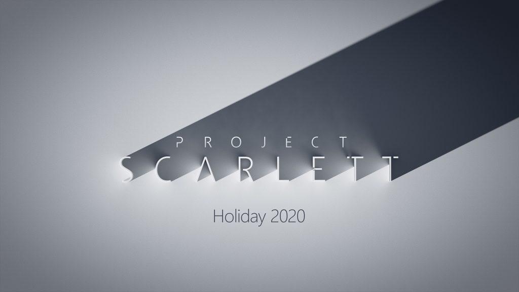 xbox scarlett project scarlett data di uscita