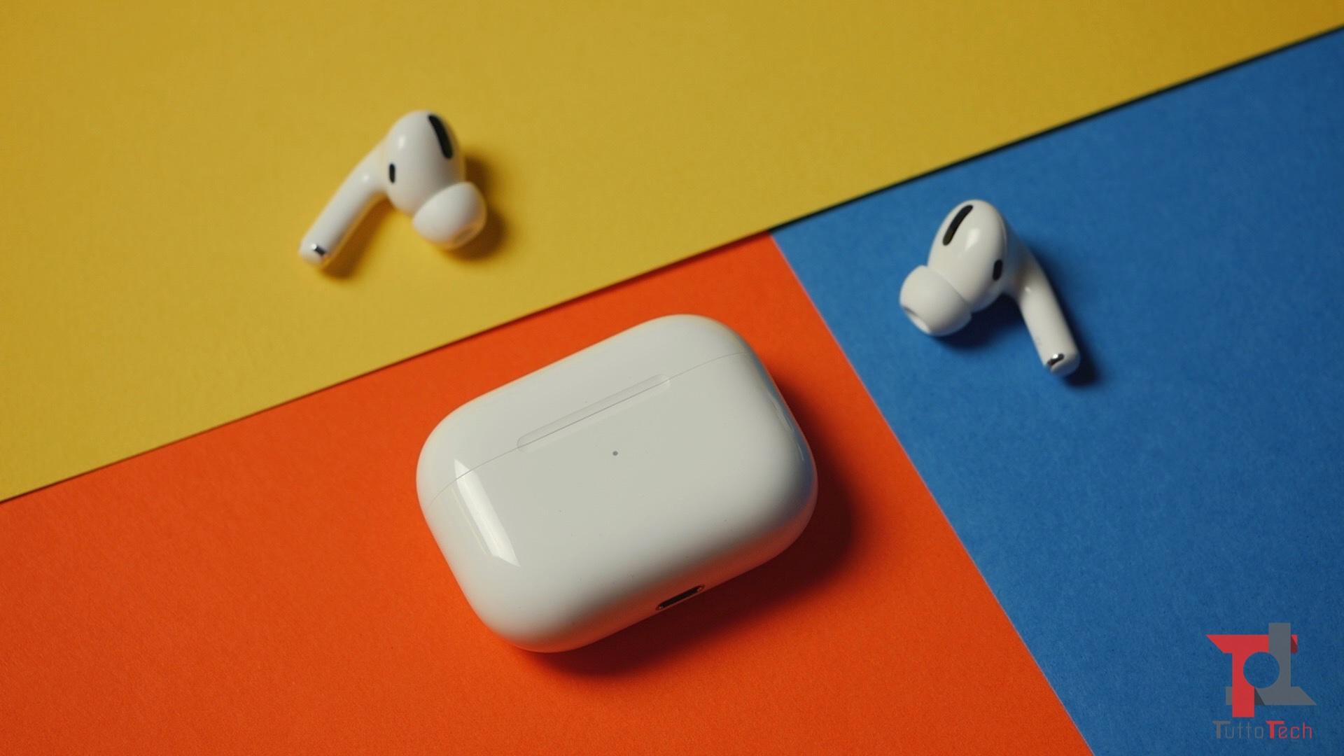 Recensione AirPods Pro: Apple sposta in avanti l'asticella 7