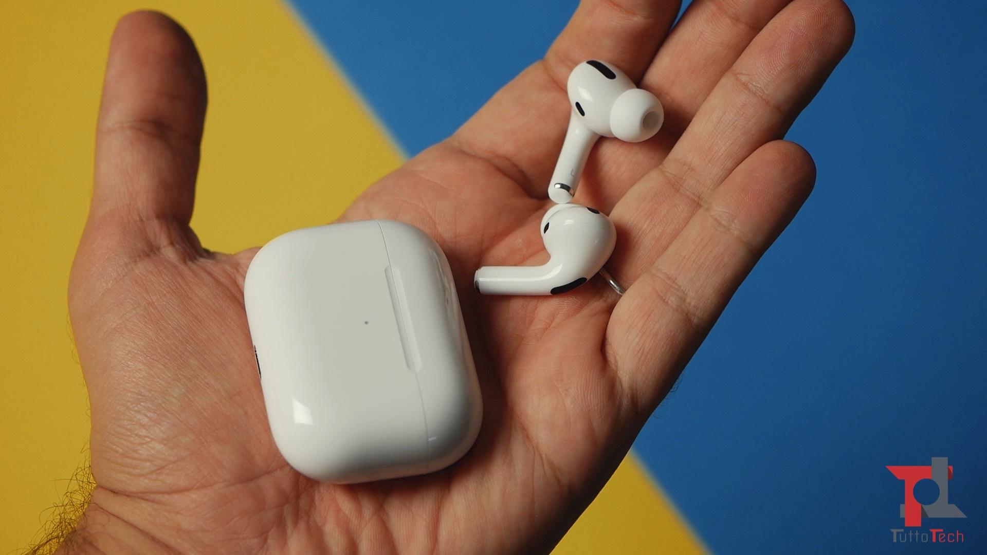 Recensione AirPods Pro: Apple sposta in avanti l'asticella 1