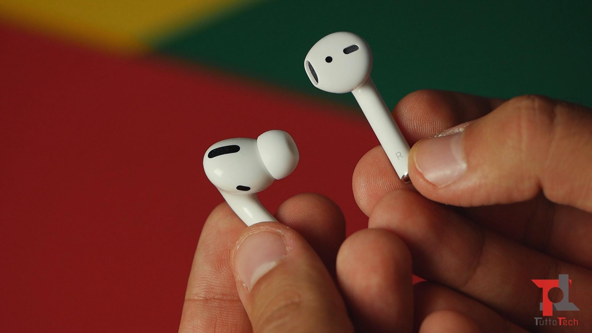 Recensione AirPods Pro: Apple sposta in avanti l'asticella 4
