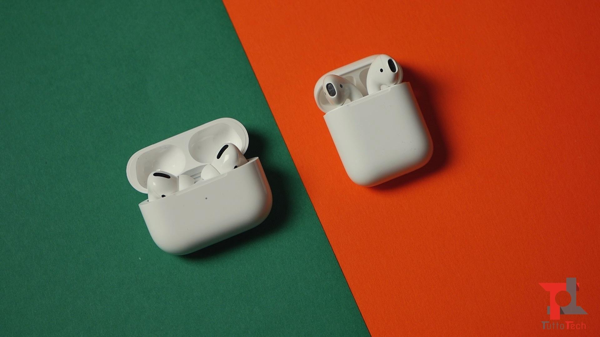 Recensione AirPods Pro: Apple sposta in avanti l'asticella 8