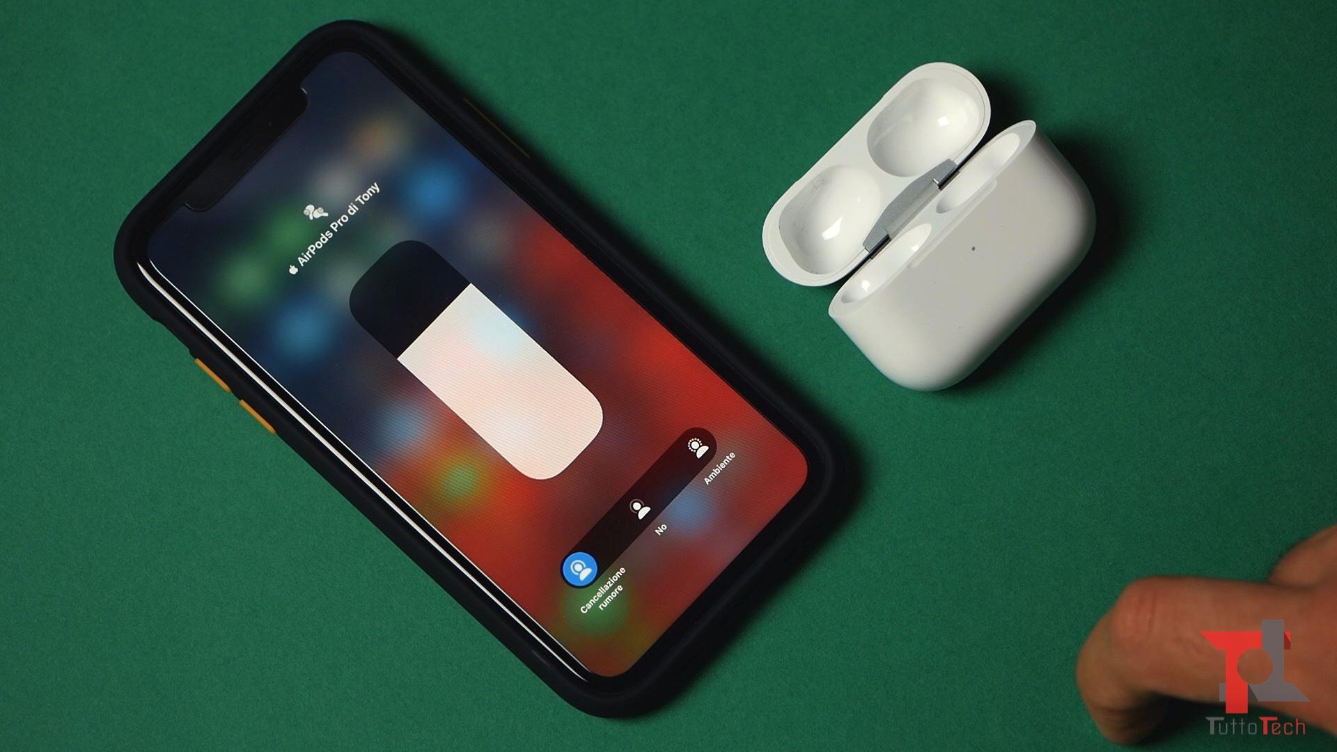 Recensione AirPods Pro: Apple sposta in avanti l'asticella 3