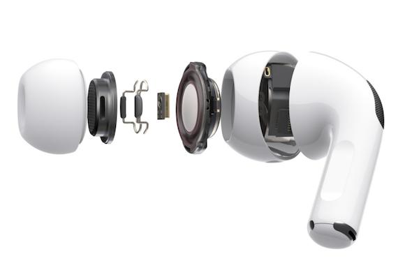 Un brevetto Apple mostra Airpods in grado di riconoscere se sono indossate 1