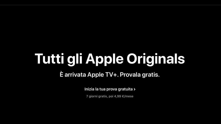 Come attivare l'abbonamento gratuito a Apple TV+ e cosa fare in caso di problemi 1