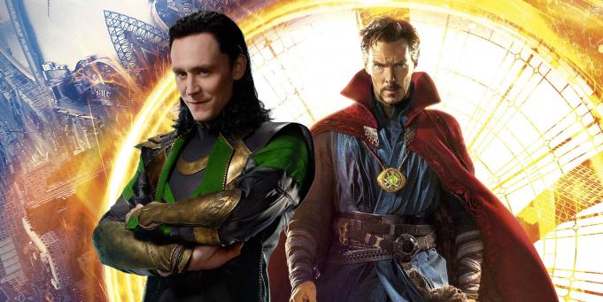 Doctor Strange 2 Loki
