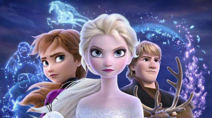 Frozen 2 al cinema dal 27 Novembre