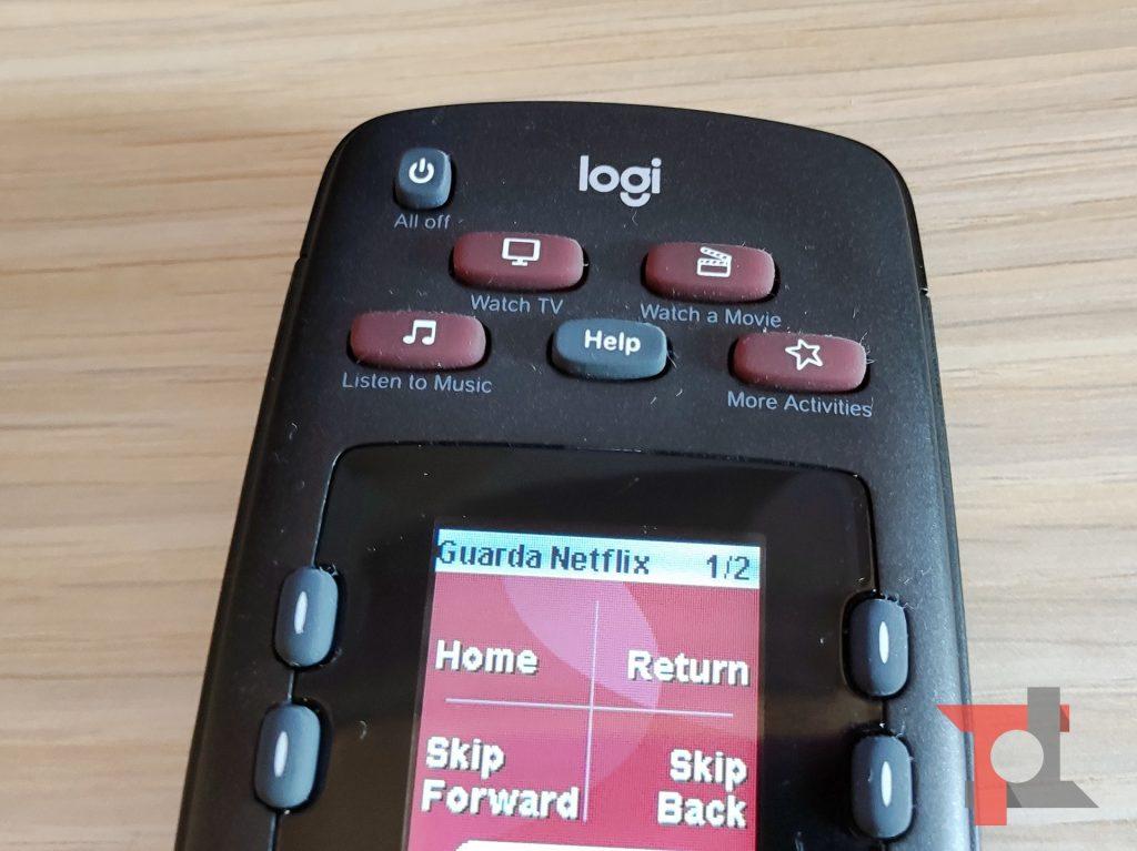 Recensione Logitech Harmony 665, un telecomando per controllarli tutti 5