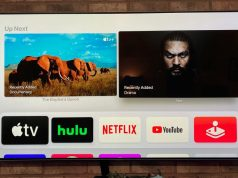 tvOS 13.3 beta 1 top shelf