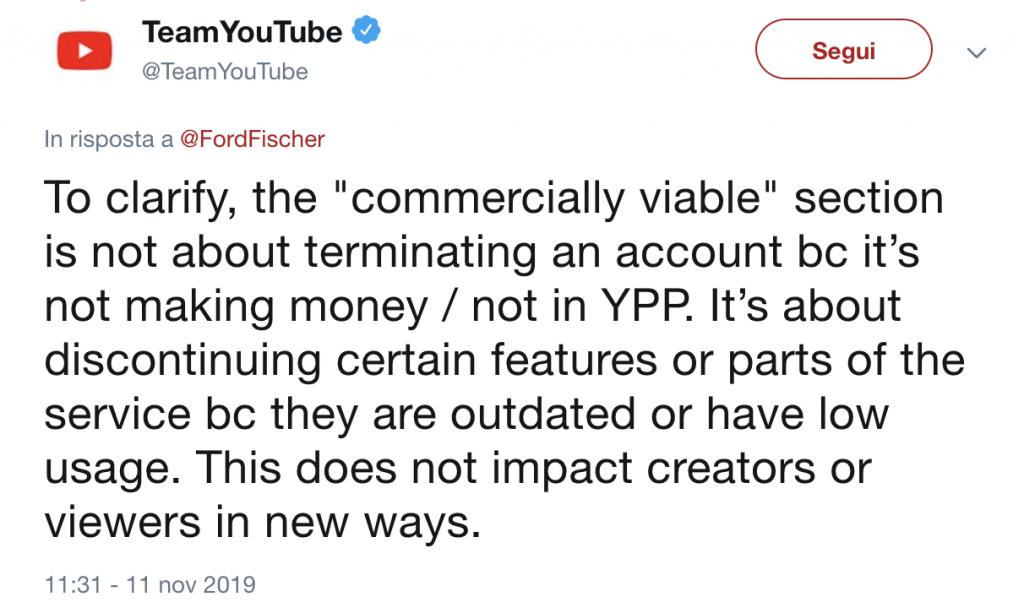 YouTube dal 10 dicembre tolleranza zero. Rischio ban per chi usa gli adblock 1