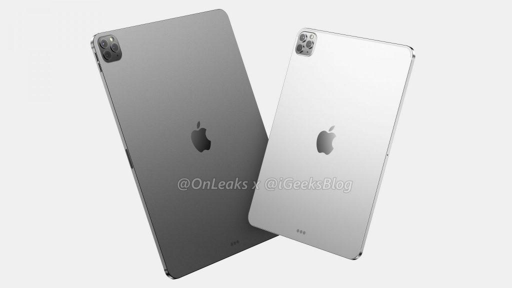 """iPad Pro 2020, i render esclusivi dei modelli da 11"""" e 12.9"""""""