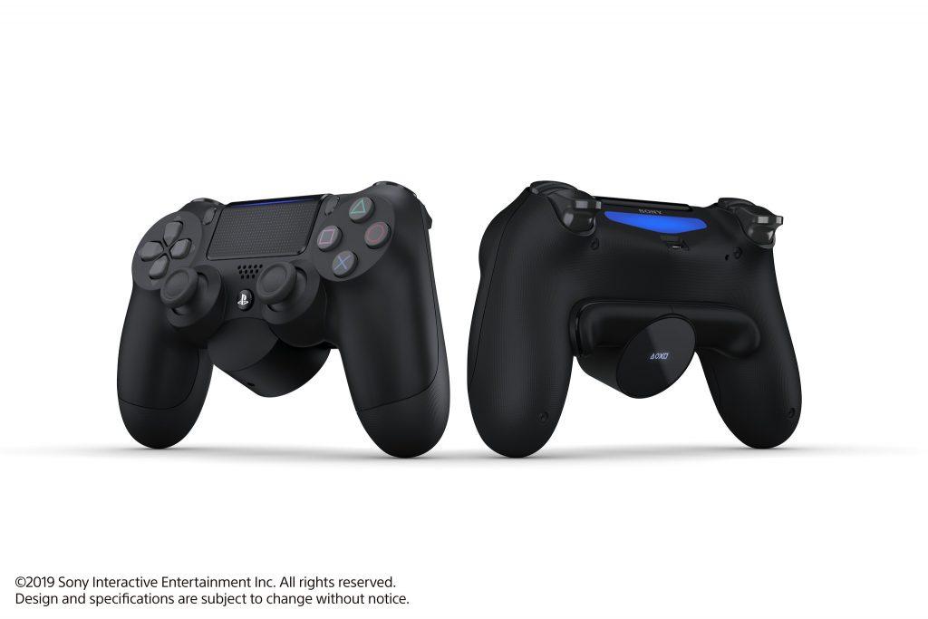 Sony introduce il modulo DualShock 4 Back Button per tutti i modelli di controller compatibili 1