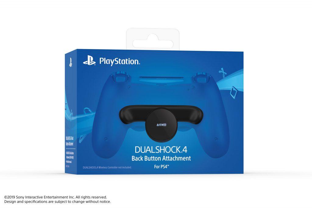 Sony introduce il modulo DualShock 4 Back Button per tutti i modelli di controller compatibili 4