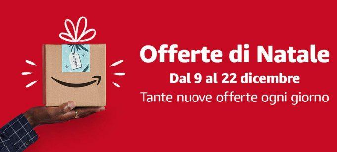 Offerte di Natale Amazon del 16 dicembre