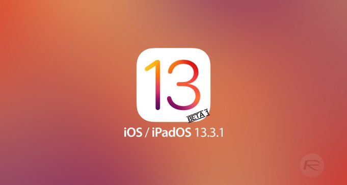 iOS/iPadOS 13.3.1 Beta 1: come installare su iPhone, iPad e Apple TV