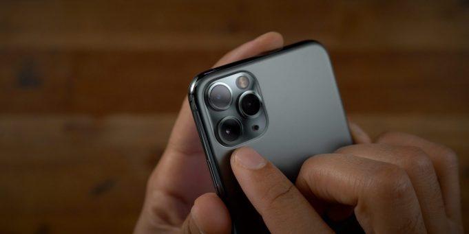 iPhone 12 con stabilizzazione d'immagine Sensor-Shift nel 2020