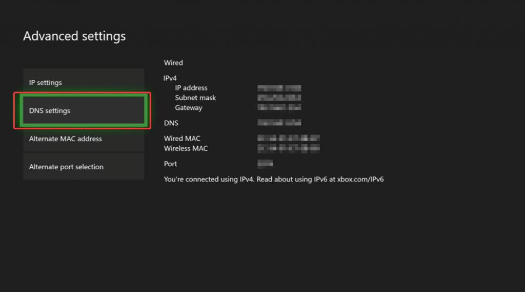 Come impostare i DNS smart di Surfshark su Xbox
