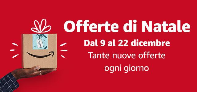 Le migliori offerte di Natale Amazon del 17 dicembre