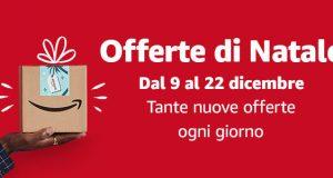 Le migliori offerte di Natale Amazon del 18 dicembre