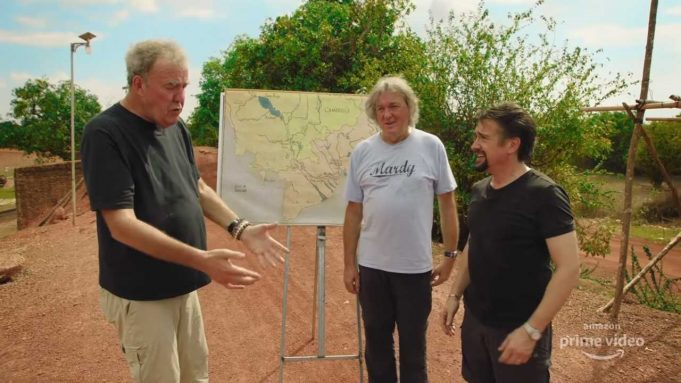 The Grand Tour: la quarta stagione disponibile su Amazon Prime Video