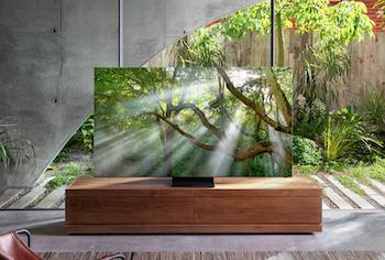 Le nuove TV QLED 8K di Samsung sono le prime al mondo con Wi-Fi 6 1