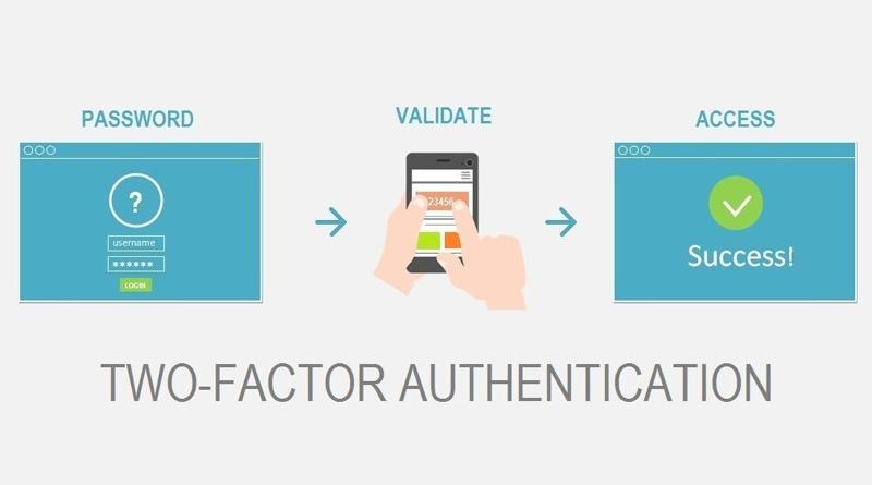 Come funziona l'autenticazione a due fattori