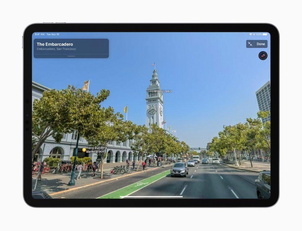 Apple lancia la nuova app Mappe completamente ridisegnata 2