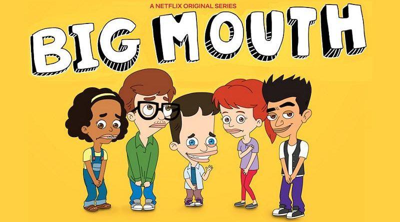Netflix, contratto pluriennale con lo studio di Big Mouth