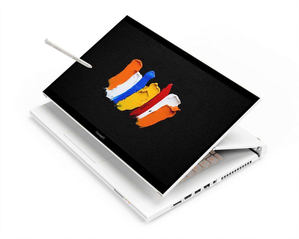 Tutte le novità Acer dal CES 2020, tra monitor gaming 4K formato TV e nuovi notebook della serie Spin, TravelMate e ConceptD 1