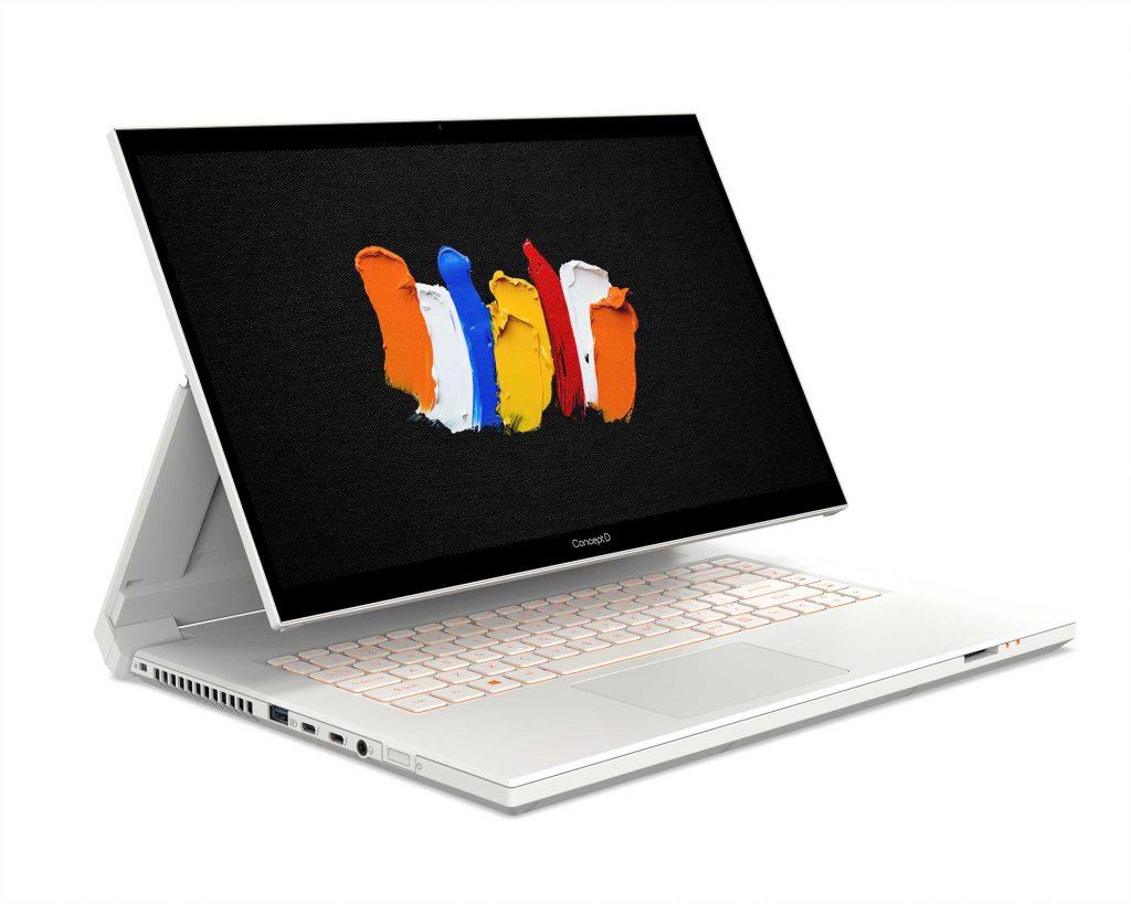 Tutte le novità Acer dal CES 2020, tra monitor gaming 4K formato TV e nuovi notebook della serie Spin, TravelMate e ConceptD 3