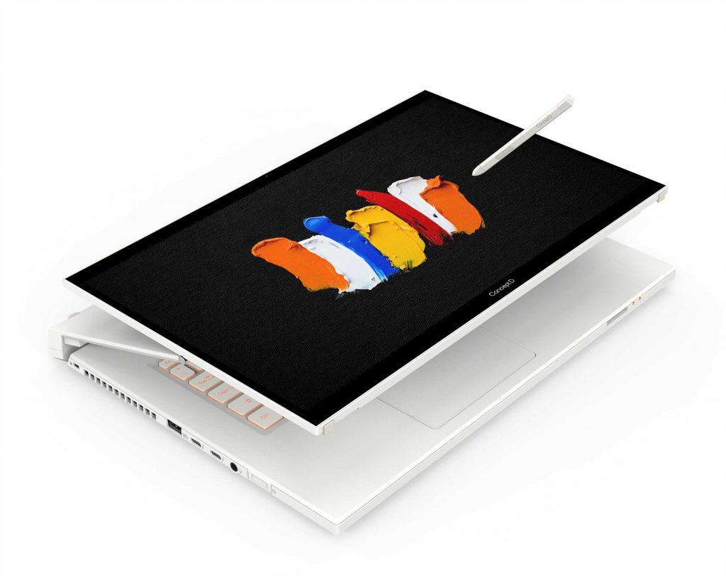 Tutte le novità Acer dal CES 2020, tra monitor gaming 4K formato TV e nuovi notebook della serie Spin, TravelMate e ConceptD 2