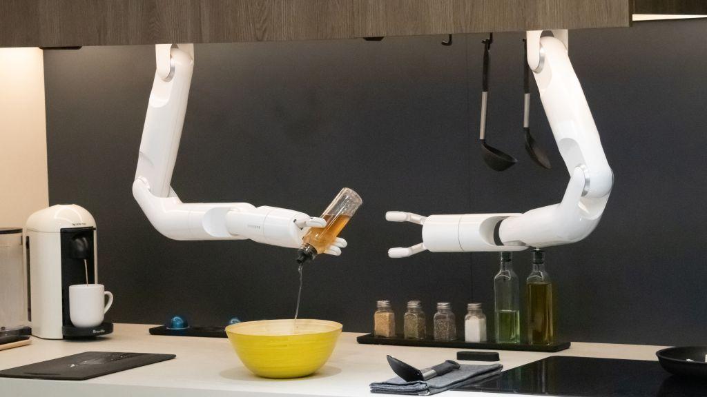 Samsung al CES presenta Chef Bot, il robot che cucina