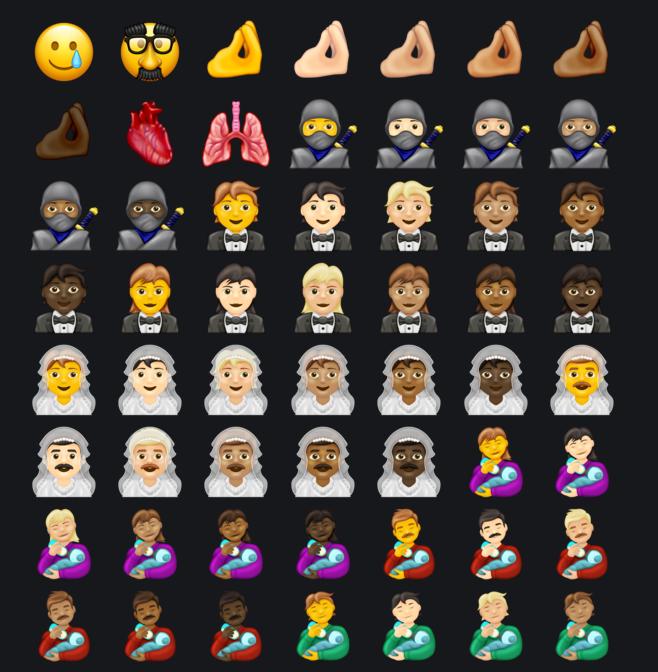 Scopriamo le 117 nuove emoji che arriveranno ovunque nel 2020 1