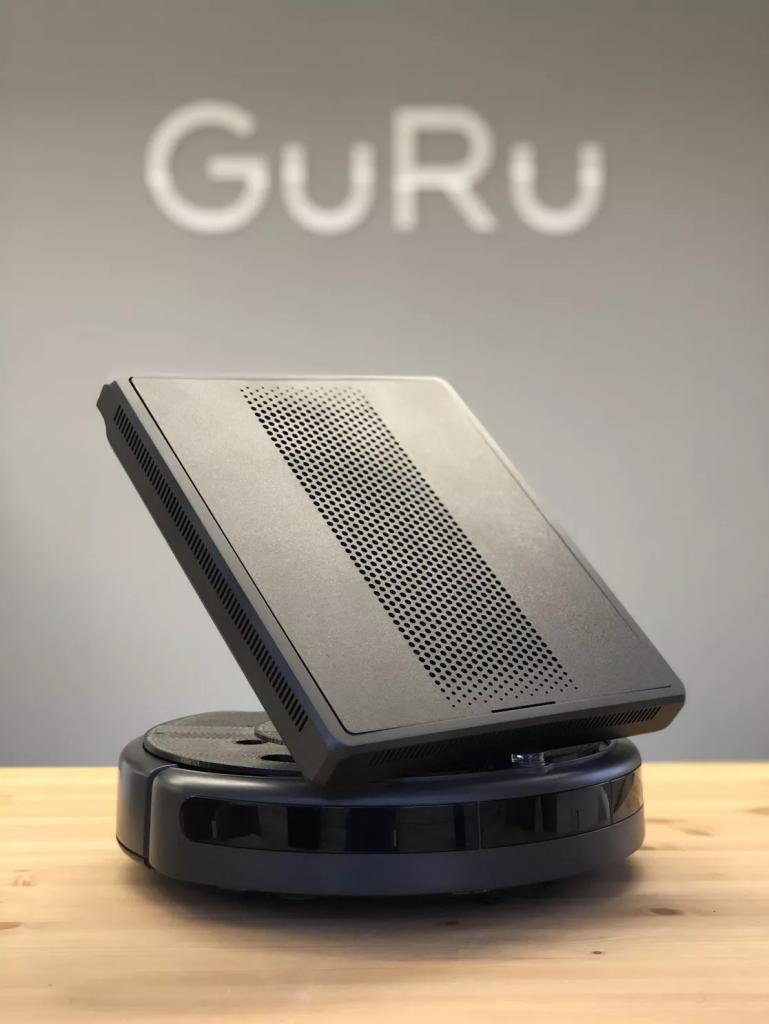 Guru promette un futuro senza cavi, in cui tutto viene ricaricato grazie alle onde radio 1