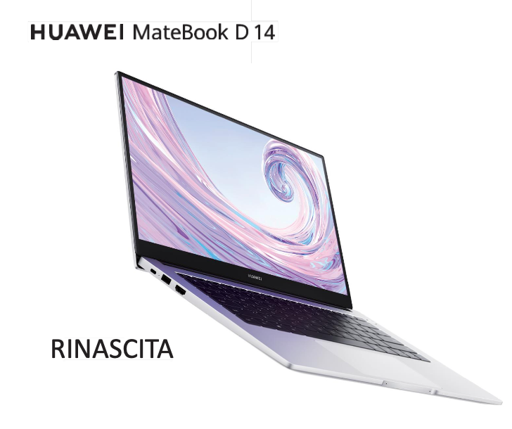 Huawei lancia Matebook X Pro, MateBook D14 e D15, tutti con Windows 10 1
