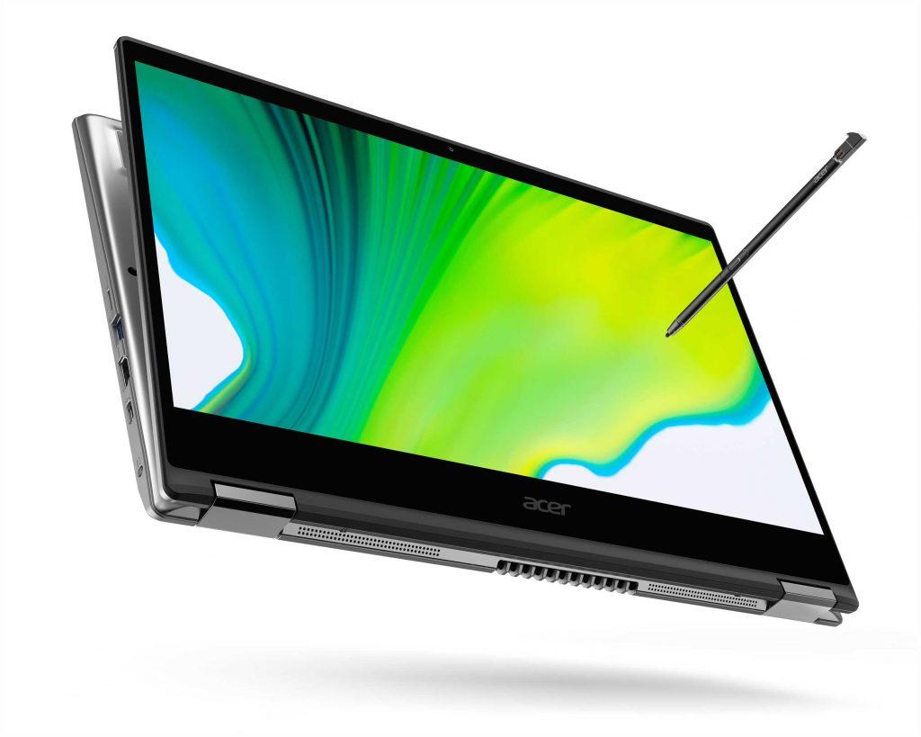 Tutte le novità Acer dal CES 2020, tra monitor gaming 4K formato TV e nuovi notebook della serie Spin, TravelMate e ConceptD 6