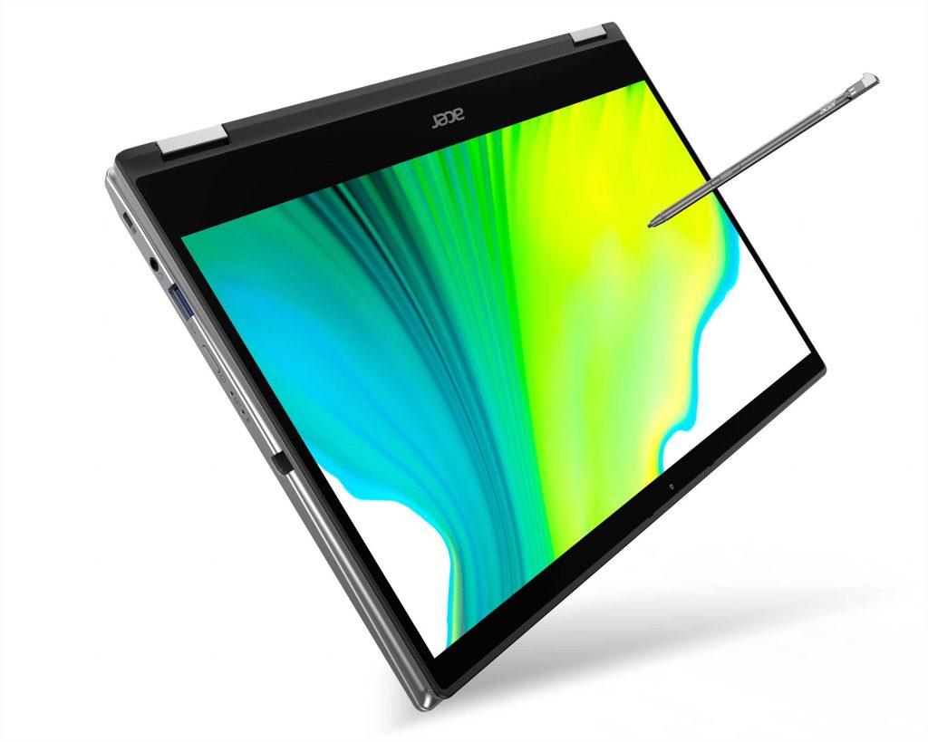 Tutte le novità Acer dal CES 2020, tra monitor gaming 4K formato TV e nuovi notebook della serie Spin, TravelMate e ConceptD 7