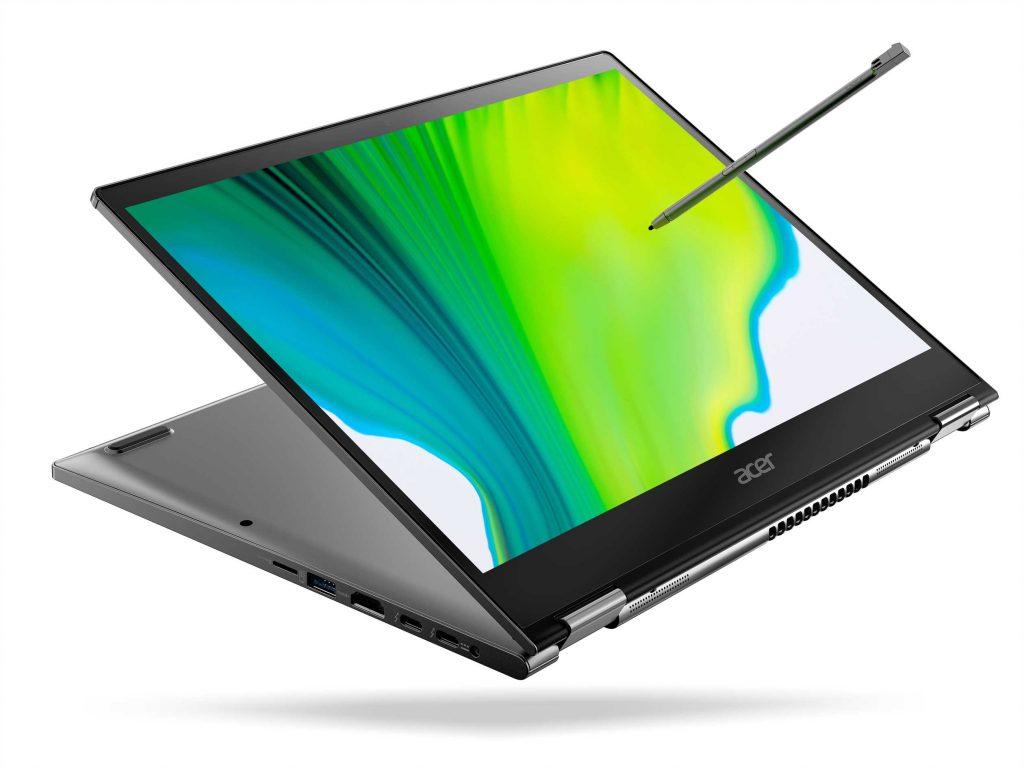 Tutte le novità Acer dal CES 2020, tra monitor gaming 4K formato TV e nuovi notebook della serie Spin, TravelMate e ConceptD 12