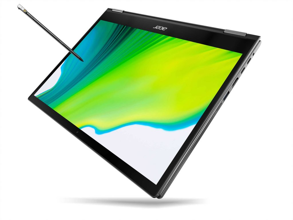 Tutte le novità Acer dal CES 2020, tra monitor gaming 4K formato TV e nuovi notebook della serie Spin, TravelMate e ConceptD 13