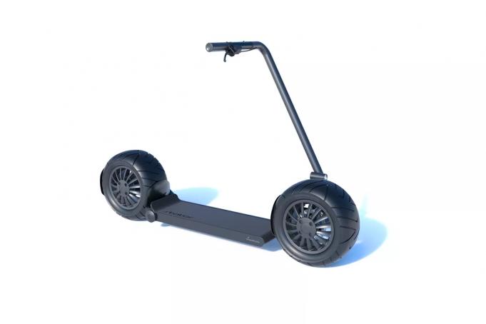 Stator Ride è il monopattino da 50 km/h con ruote da 18
